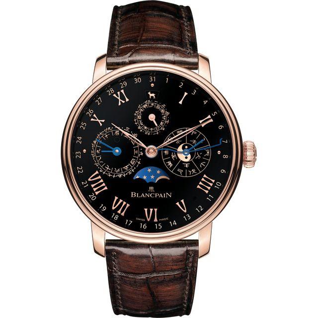 Blancpain, brand new watches