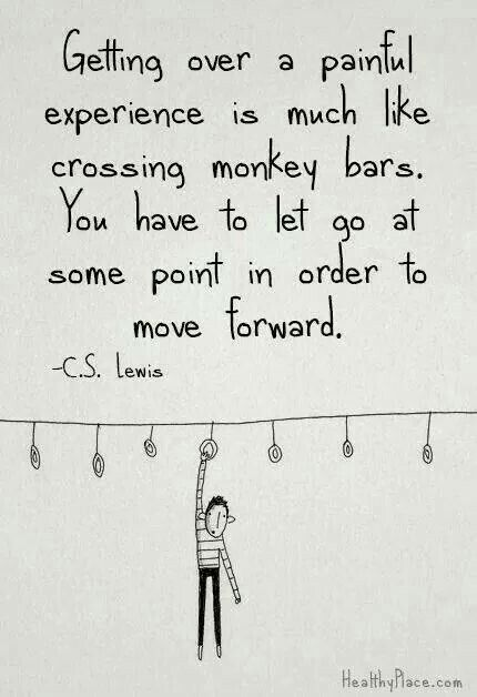 This quote also teaches you that you should keep hanging in there.