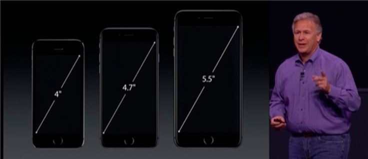 For Apple, bigger is indeed better. On Tuesday, the company unveiled the iPhone Six Plus at its media event, delivering a jumbo-sized model with a 5.5-inch screen in addition to the 4.7-inch iPhone 6 model.
