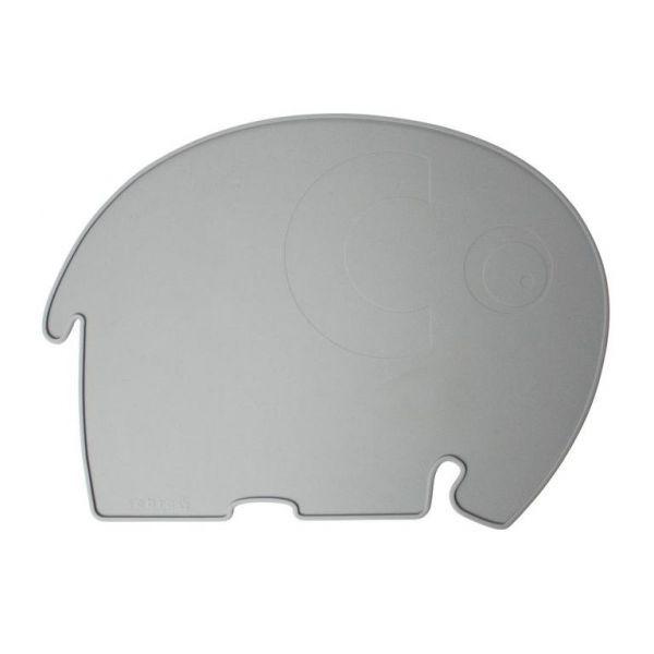 Silikon Platzdeckchen Elefant In Grau Deckchen Tischset Und Danisches Design