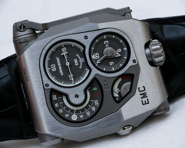 URWERK EMC Watch