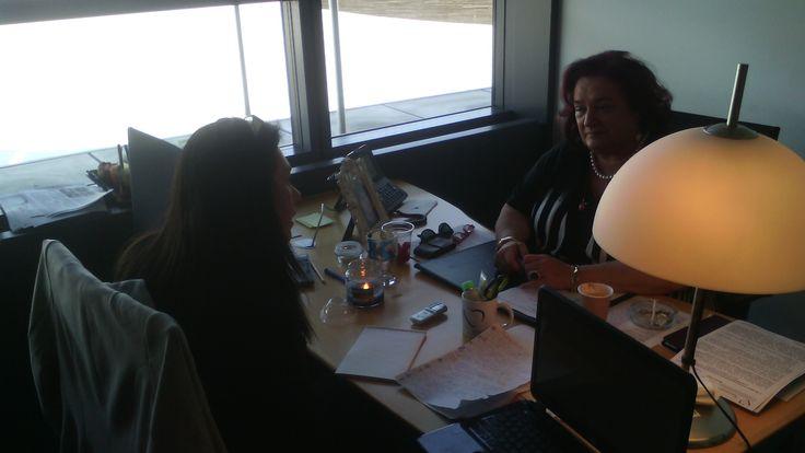 Marrieta Giannakou interview