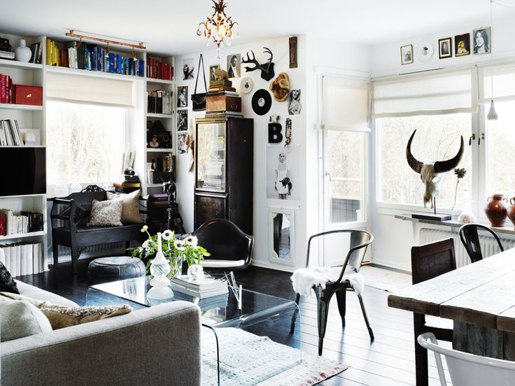 Eklektik Als Lifestyle Trend Interieurdesign. 59 best in-side ...