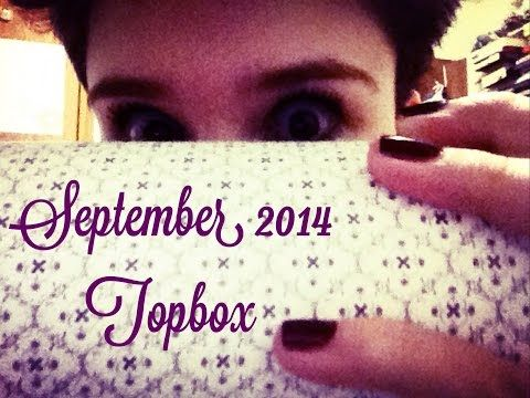 September 2014 Topbox
