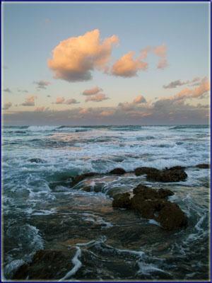 Cape Vidal sunset