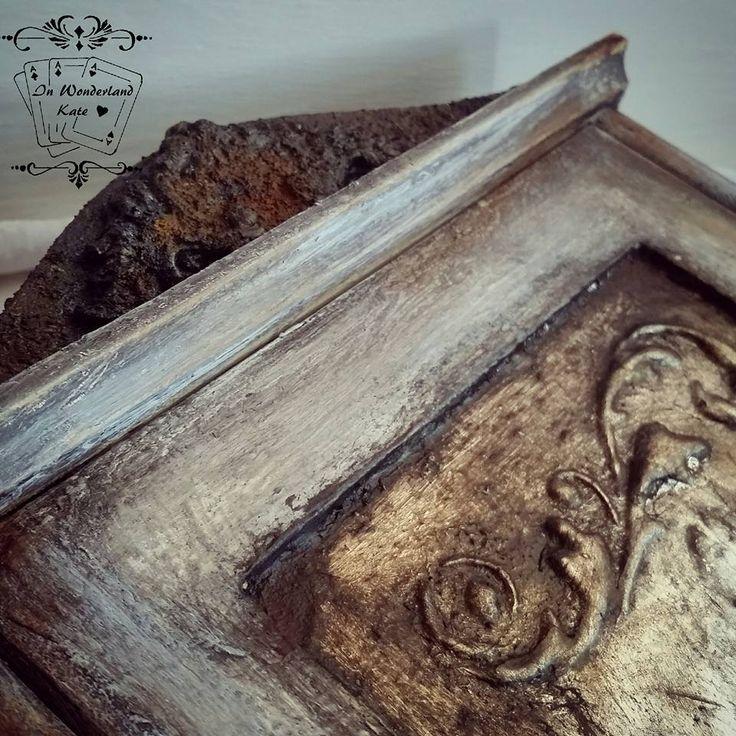Schlüsselbrett Holz Vintage | Die schönsten Einrichtungsideen