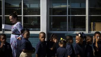 The End Of Neighborhood Schools : NPR