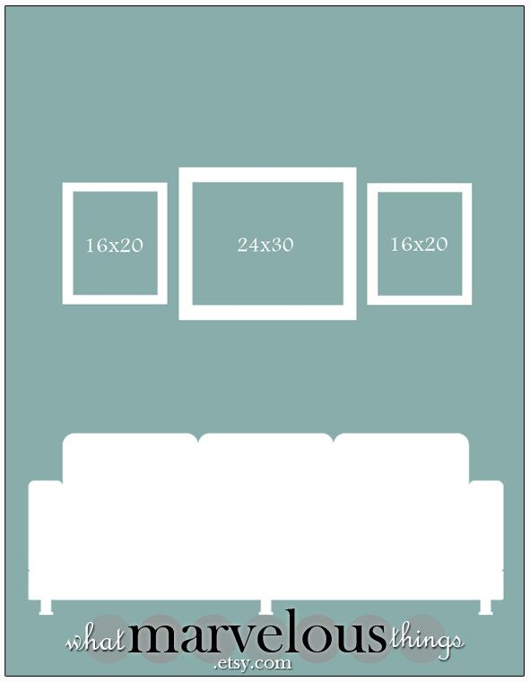 1000 images about photo display tips and ideas on - Photo wall display template ...