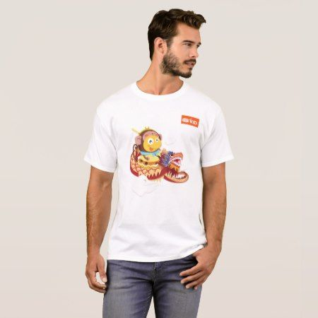 VIPKID Monkey King T-Shirt - tap, personalize, buy right now!