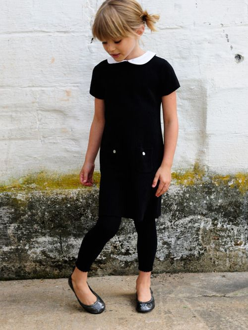 .: Little Girls, Kids Style, Girl Fashion, Kids Fashion, Baby, Kidsfashion, Black