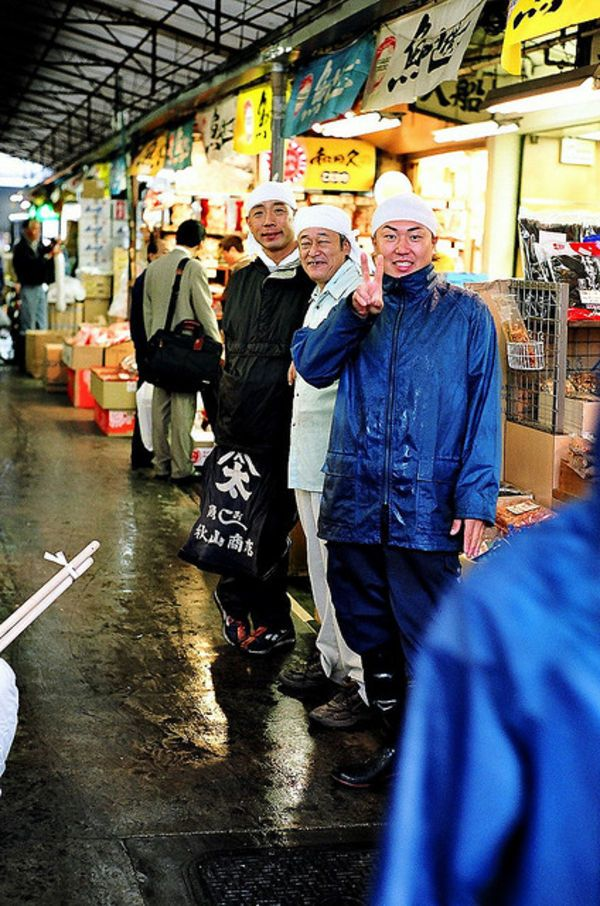 Tsukiji market japan japan pinterest tokyo fish for Japan fish market