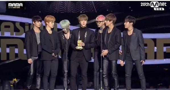 Ganadores de los Mnet Asian Music Awards 'MAMA' 2015 ~ Kpop Mundial