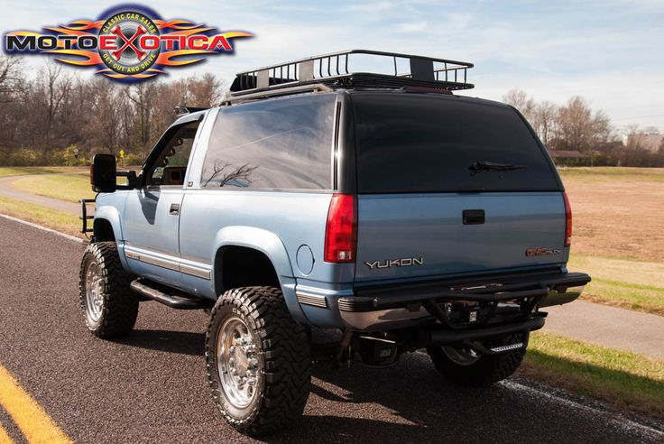 1994 GMC Yukon For Sale | Ad Id 2145654947