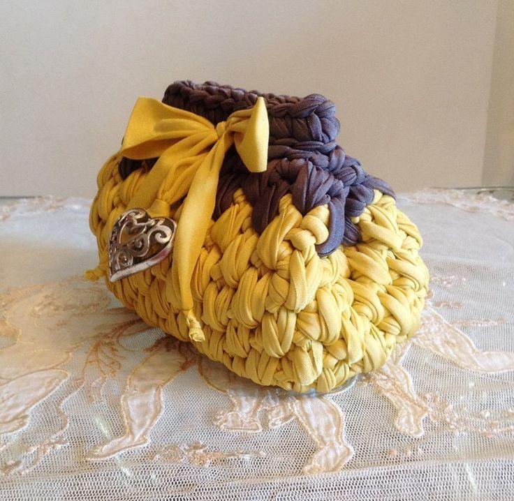 Bolso de Luna Creazioni Handmade.
