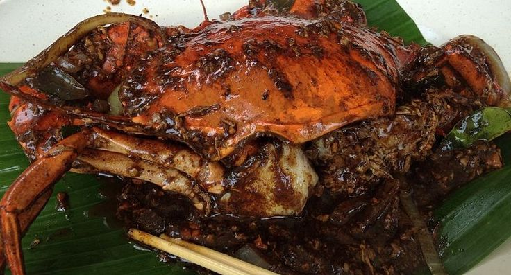Black Pepper Crab Singapore - Hey Everyone! Meet again with Chef Joe. On this occasion Chef will share or make a recipe for you food lovers of Singapore Food Recipes
