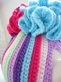 MemeRose: Crochet tea cosy pattern...