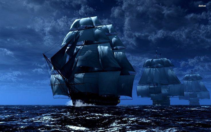 Pirate Ship Night - Google-Suche