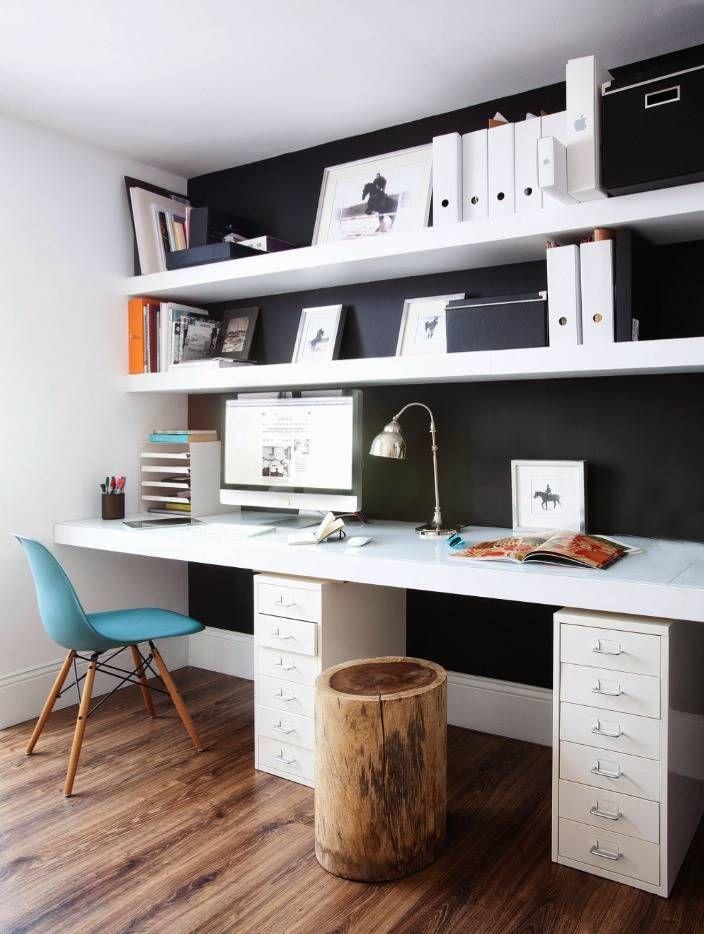 Fotos de Estudios y despachos de estilo Escandinavo : Zona de trabajo