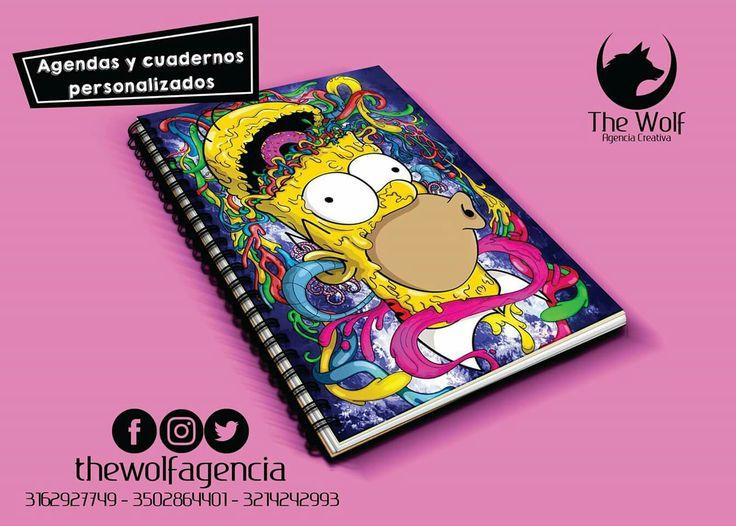 PRONTO CONCURSO TU AGENDA PERSONALIZADA DEL TAMAÑO Y MATERIAS QUE QUIERAS!!!➡ Agendas y cuadernos personalizados... fotografia, profesion, nombre e ilustraciones de tu mascota, lo que quieras... pregunta como puedes tenerla, redes sociales -> @thewolfagencia 📱3162927749 - 3214242993 o 3502864401🐺