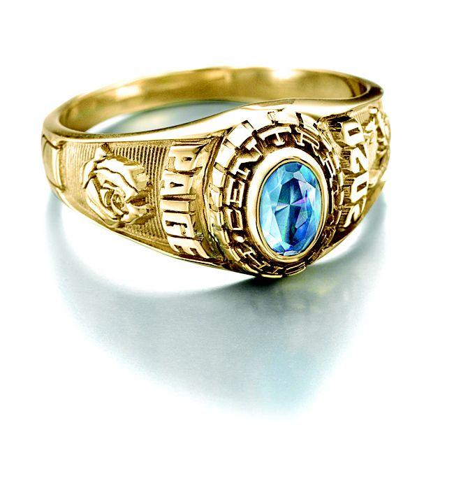 Lost High School Ring Herff Jones