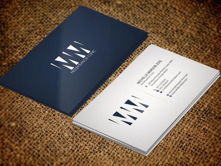 venture business card