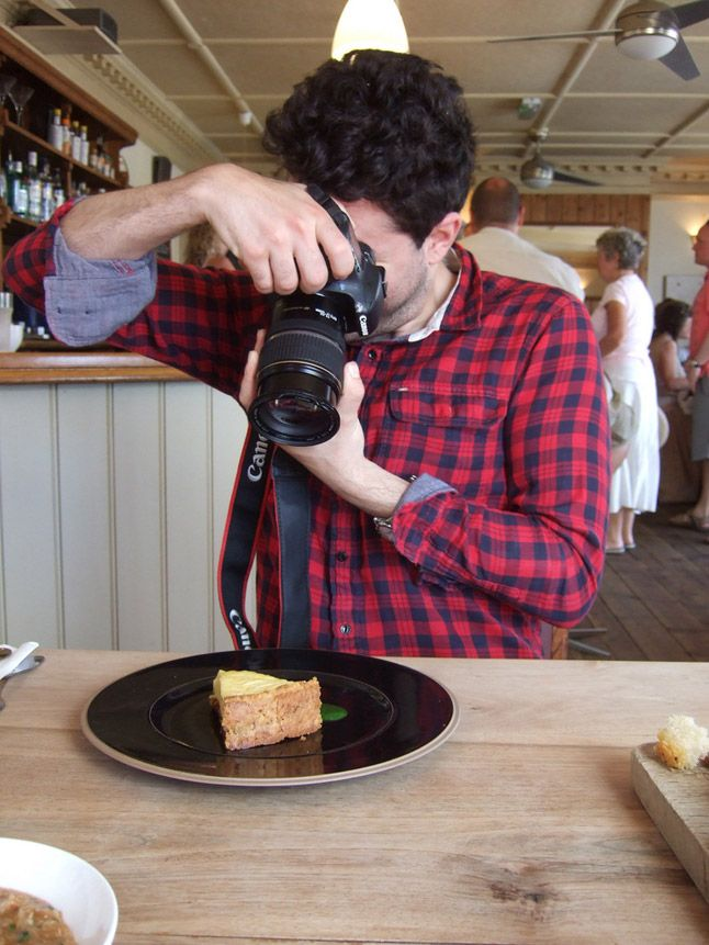 How to start a food blog - some useful tips here, not just for those starting out but established bloggers hoping to take things to the next level.