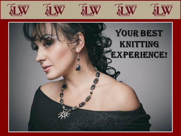 Lorraine Woolheart - Your Best knitting Experience! - авторский трикотаж