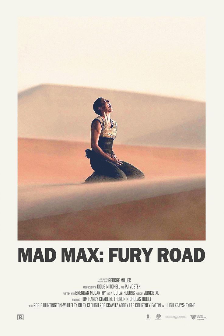 Mad Max: Fury Road Alternative posters Prints available HERE and HERE