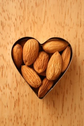 Day 8, nov 16.  Almonds are good for you.