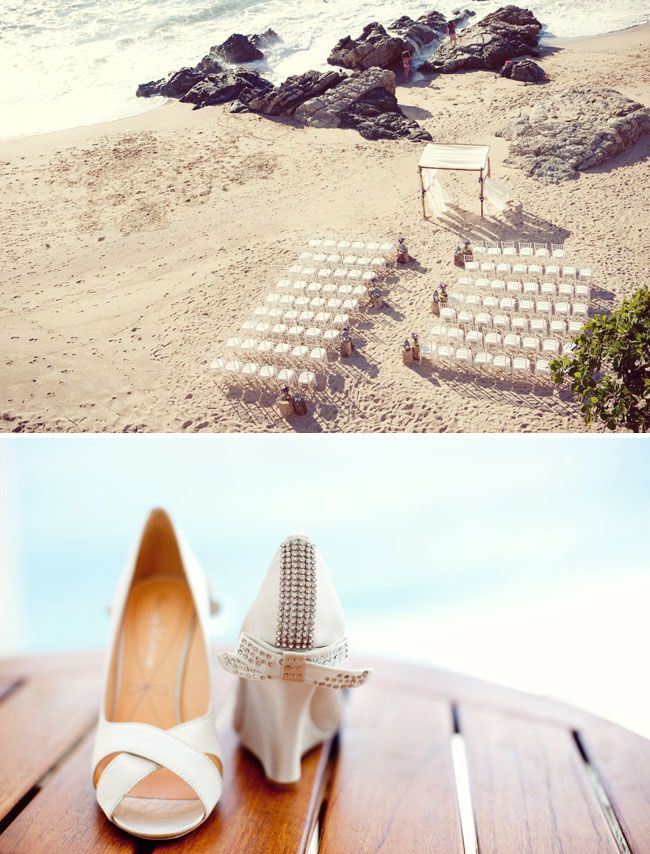 Real Wedding: Grace + Mike's Destination Wedding | Green Wedding Shoes Wedding Blog | Wedding Trends for Stylish + Creative Brides