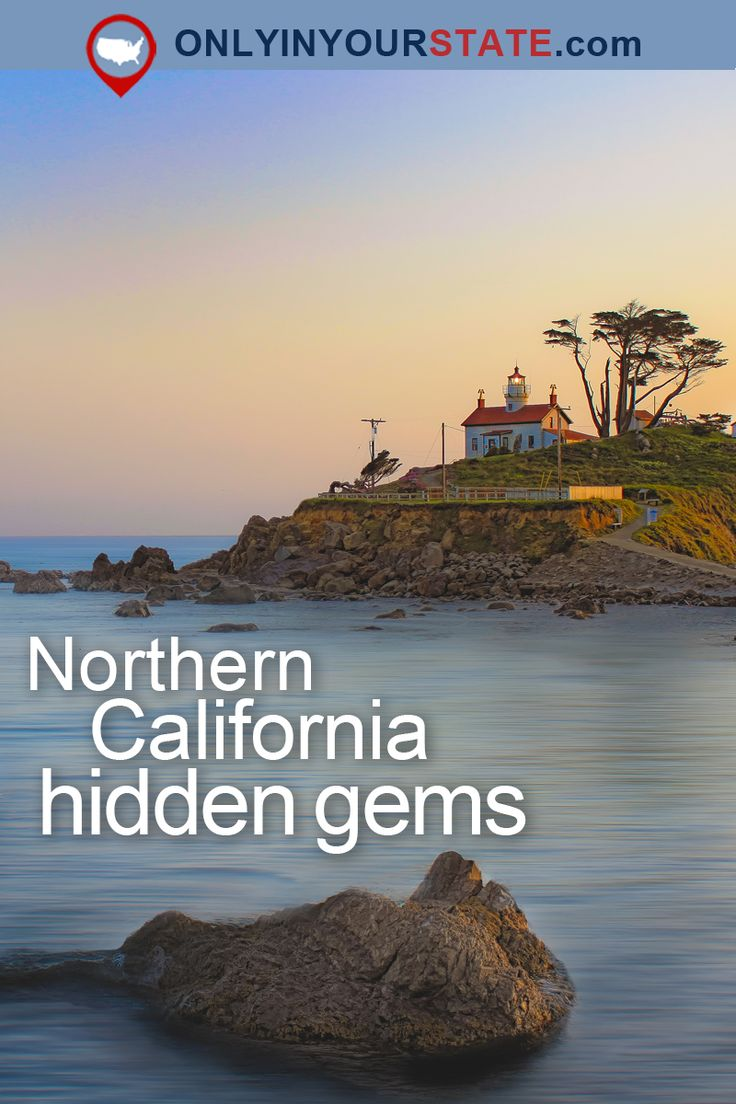Travel | California | Attractions | Adventure | Day Trips | Hiking | Trails | Outdoors | California Hikes | NorCal | Northern California | Nature | USA | Things To Do | Places To See | Hidden Gems | Woods | State Parks | California State Parks | Scenic Hikes | Lakes | Waterfalls