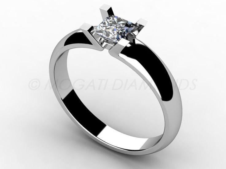 Zásnubní prsten 017