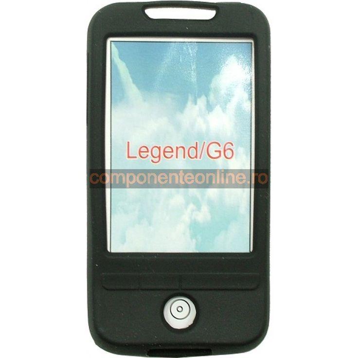 Husa protectoare din silicon pentru Legend G6 - 132127