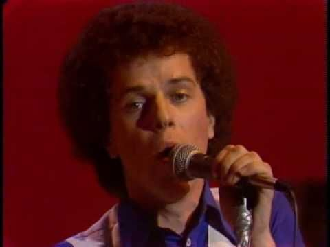 Leo Sayer - You make me feel like dancing. I had this song on a vinyl 45 and it was warped. I had to keep my finger on the needle when I wanted to listen to it!