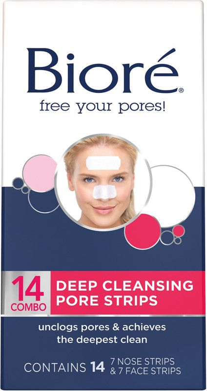 Bioré Combo Pack Deep Cleansing Pore Strips | Ulta Beauty