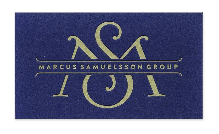 Marcus Samuelsson — Louise Fili Ltd                                                                                                                                                     More