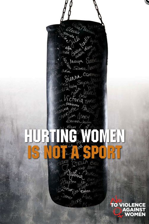 United Nations Regional Information Centre- #UNRIC  #Create4theUN – Say No to #Violence against #Women