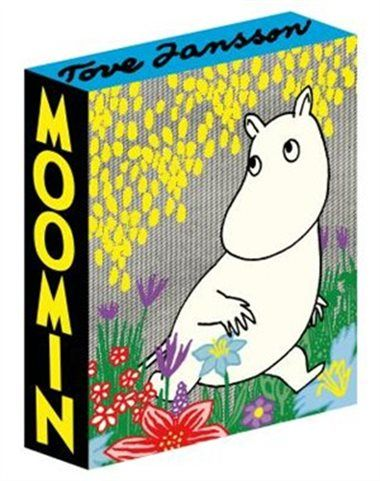 Moomin: The Complete Tove Jansson Comic Strip by Tove Jansson