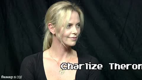 Between Two Ferns with Zach Galifianakis: Charlize Theron (VIDEO)