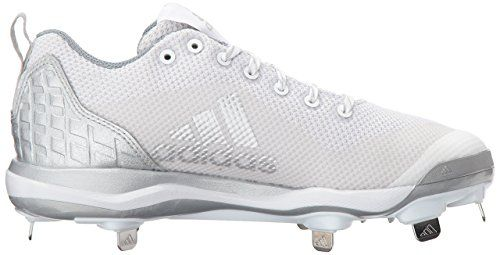 c857852b2b60 Amazon.com | adidas Performance Women's PowerAlley 5 W Baseball Shoe |  Softball & Baseball
