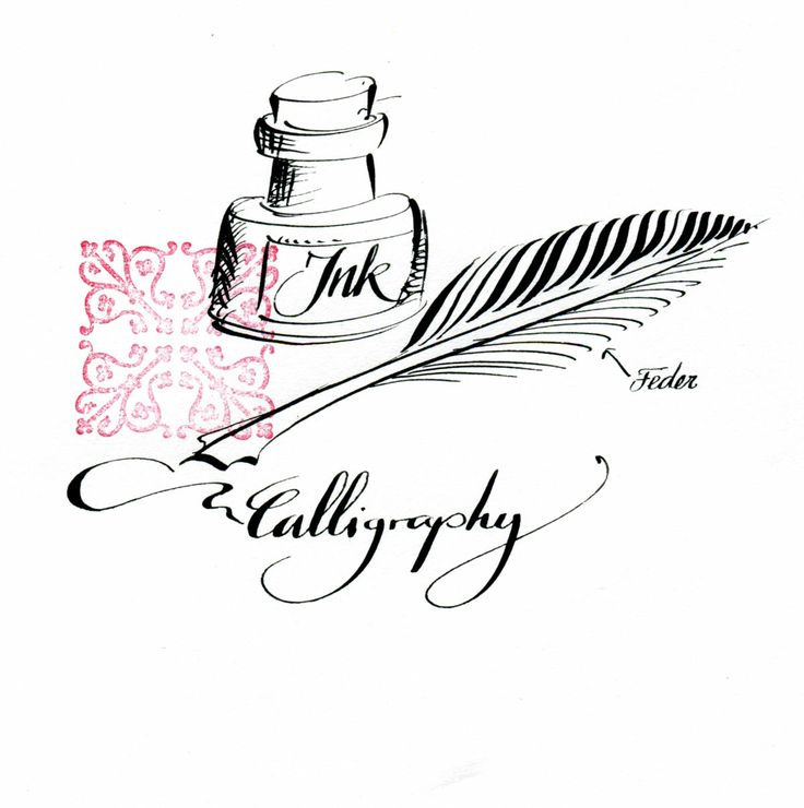17 Best Images About Calligraphy On Pinterest Donald O
