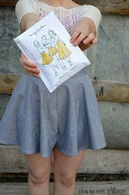 Jewberly Emiris: Mini Tania Culottes [Megan Nielsen Patterns]