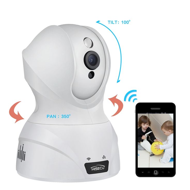 99.00$  Watch now - http://alie3b.worldwells.pw/go.php?t=32717326496 - Hisecu IP Camera Home Security 1080P Wifi Wireless IP Camera Baby Monitor Camera HD 2MP Wifi Night Vision Camera 3.6mm lens 99.00$