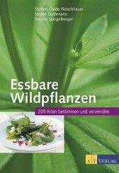 #Essbare #Wildpflanzen mit praktischer #App  #Wildkräuter bestimmen