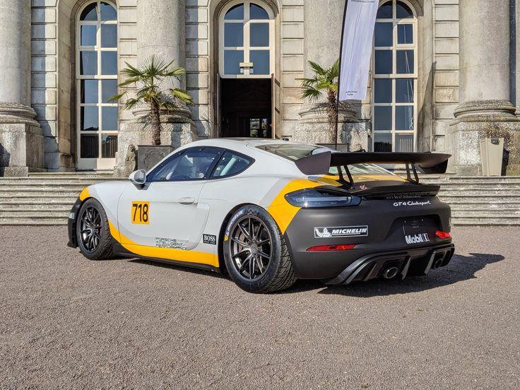 718 Cayman GT4 Clubsport Cayman gt4, Porsche, Porsche