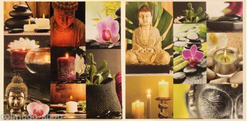 2-LED-Bilder-im-Set-Buddha-und-Relax-jeweils-60x60cm