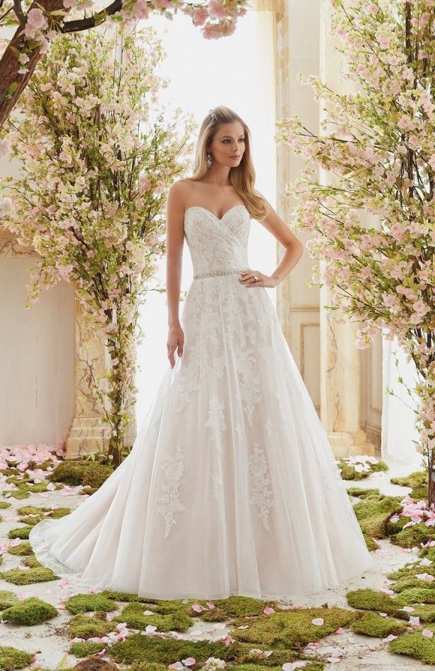 Trouwjurk Mori Lee 6834