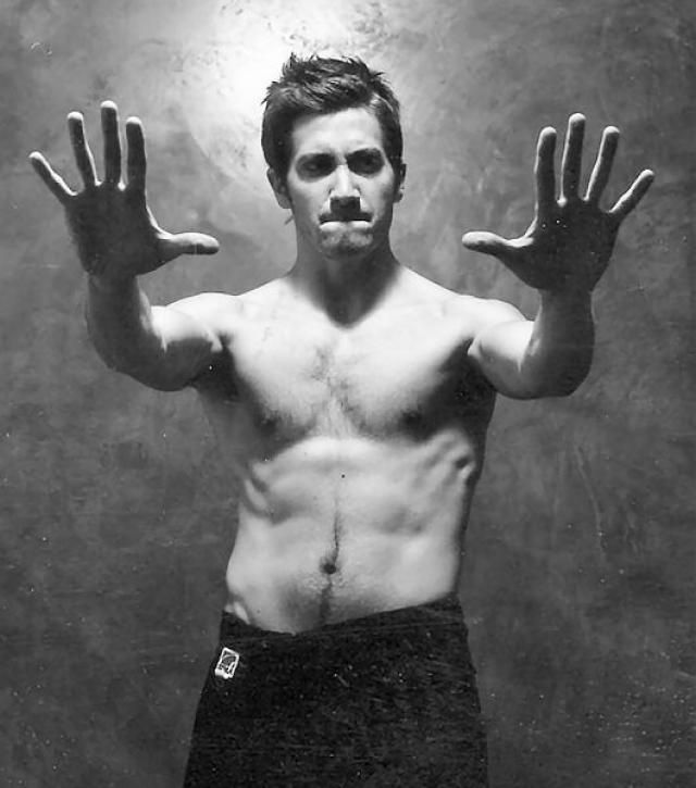 Jake Gyllenhaal by Kevin Lynch, 2010s