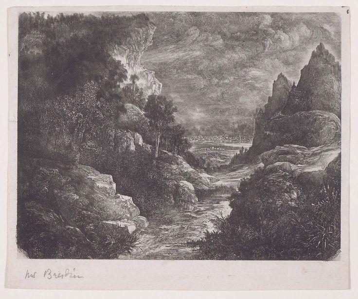 Mountain Stream (1871)