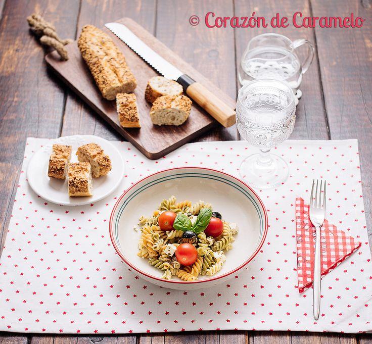 Ensalada de Pasta | Receta fácil